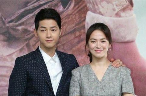 Công ty quản lý phủ nhận tin đồn Song Joong Ki - Song Hye Kyo ly hôn