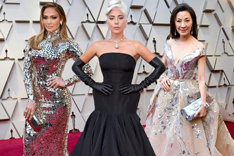 Lady Gaga, Dương Tử Quỳnh mặc ấn tượng nhất lễ trao giải Oscar 2019