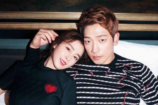 Vợ chồng Kim Tae Hee - Bi Rain xác nhận có con thứ hai