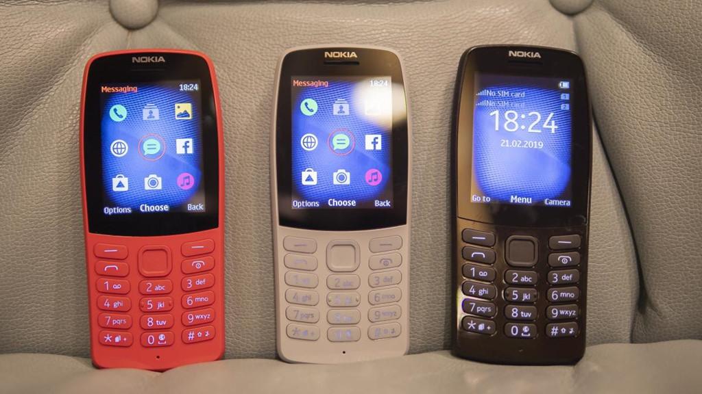Nokia 210 - điện thoại rẻ nhất tại MWC 2019