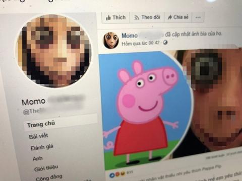 Facebook tràn ngập các nhóm cổ vũ cho nhân vật kinh dị Momo