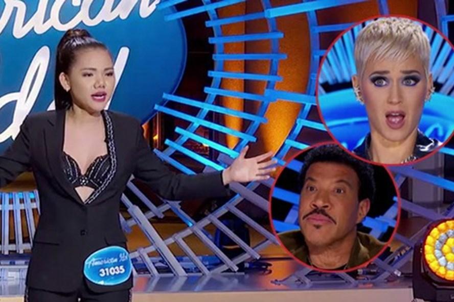 Cô gái Việt khiến Katy Perry kinh ngạc khi thử giọng tại American Idol
