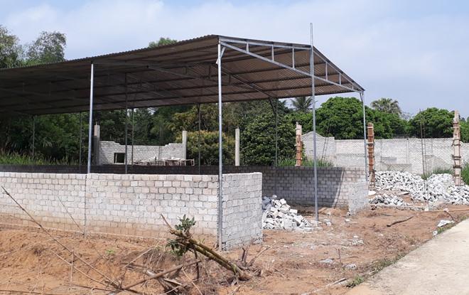 Ồ ạt xây nhà trái phép chờ đền bù từ dự án cao tốc 22.000 tỷ
