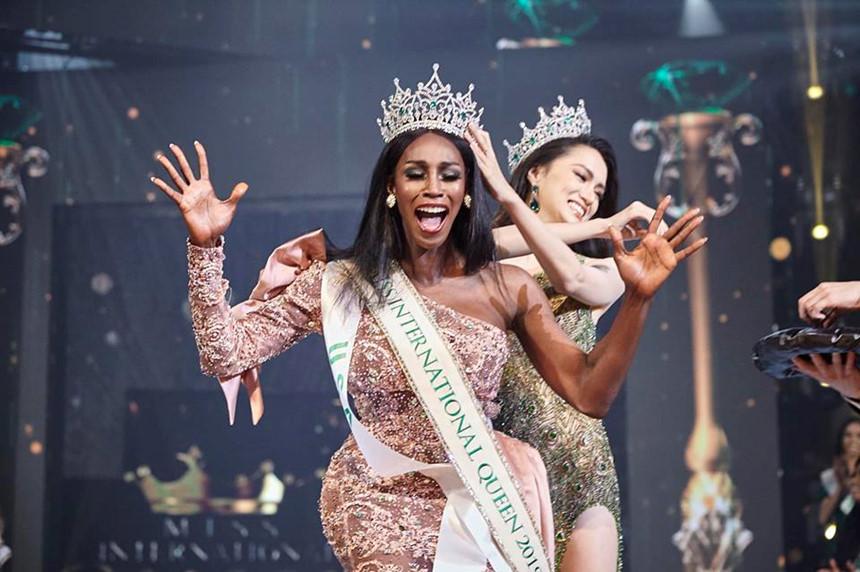 Người đẹp Mỹ đăng quang Hoa hậu Chuyển giới 2019