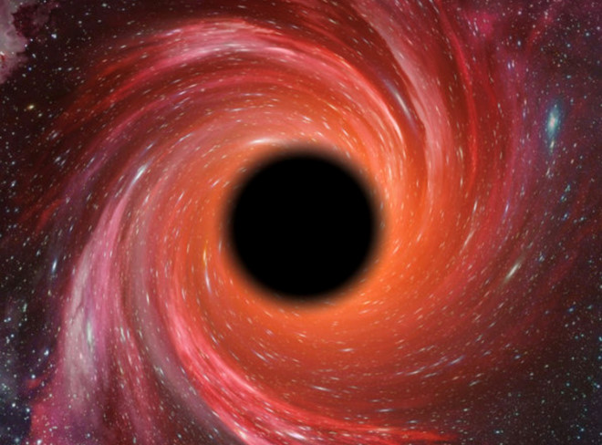 Bản chất lỗ đen là gì?