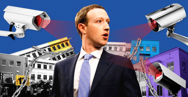 Nhân viên Facebook quan hệ tình dục ngay tại văn phòng
