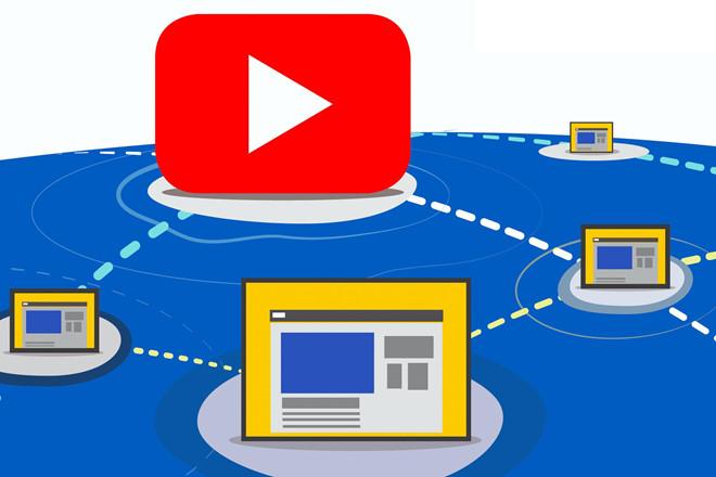 Mô hình network YouTube đang chết dần
