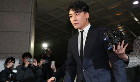 Seungri vướng nghi vấn lập công ty ma ở Hong Kong để trốn thuế