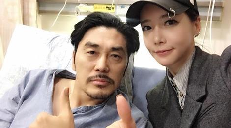 """Diễn viên """"Hoàng hậu Ki"""" gặp ung thư lạ phải cắt bỏ khối u dài 30cm"""