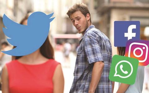 Tràn ngập ảnh chế Facebook và Instagram hôm nay gặp sự cố