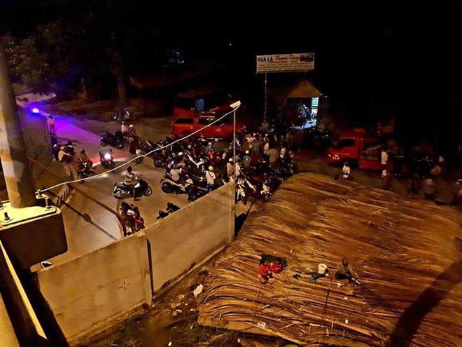 Cãi nhau với vợ, người chồng nhảy xuống sông Sài Gòn mất tích