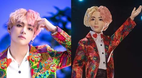 Búp bê barbie của BTS khiến fan thất vọng vì quá xấu