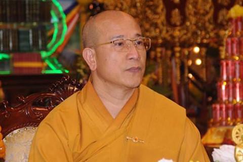 Trụ trì chùa Ba Vàng nói gì về việc bị đề nghị đình chỉ các chức vụ