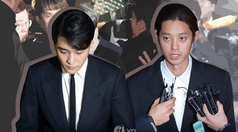 Seungri xúi giục thành viên trong nhóm chat tình dục hủy bằng chứng