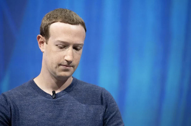 Facebook 'xóa nhầm' một loạt bài viết của CEO Mark Zuckerberg