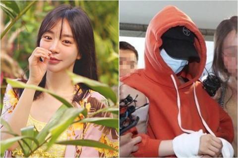 Hôn thê cũ Park Yoo Chun bị bắt vì chơi ma túy đá, đăng clip đồi trụy