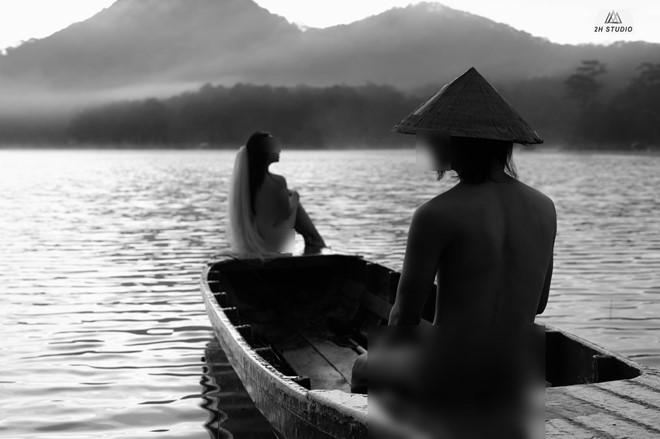 Đôi nam nữ chụp nude ở hồ Tuyền Lâm nói gì khi bị 'ném đá' trên mạng