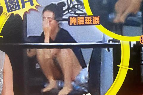 Á hậu Hong Kong khóc nhiều và suy sụp sau khi lộ clip ngoại tình