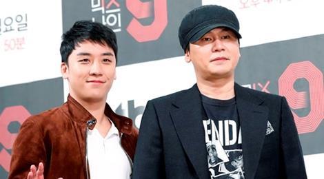 YG bị điều tra vì để Seungri sử dụng thẻ trả tiền cho gái mại dâm