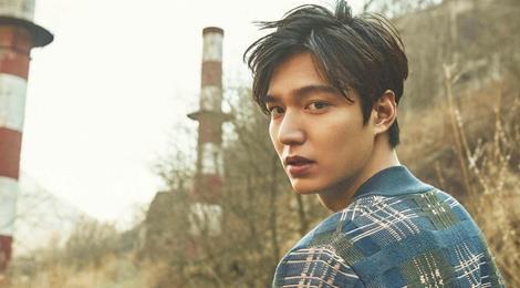 """Lee Min Ho đóng phim của ê-kíp """"Hậu duệ mặt trời"""" sau khi xuất ngũ"""
