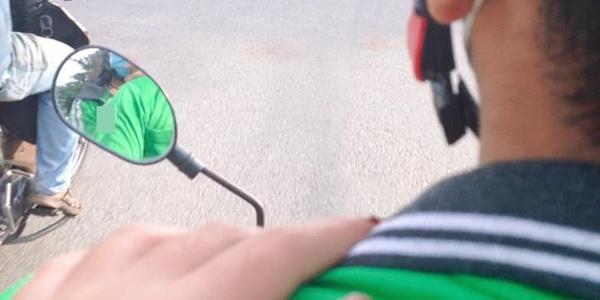 Hành động đẹp của những tài xế xe ôm công nghệ khiến CĐM nể phục