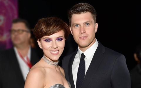 Scarlett Johansson đính hôn bạn trai sau 2 lần ly hôn