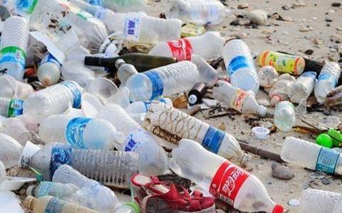 10 tấn rác bị bỏ lại trên bờ biển sau lễ hội ở Mỹ