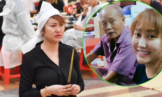 Bố Phi Thanh Vân đột ngột qua đời
