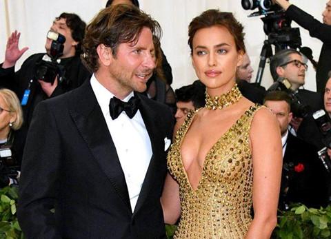 Bradley Cooper và siêu mẫu Irina Shayk chia tay sau 4 năm yêu