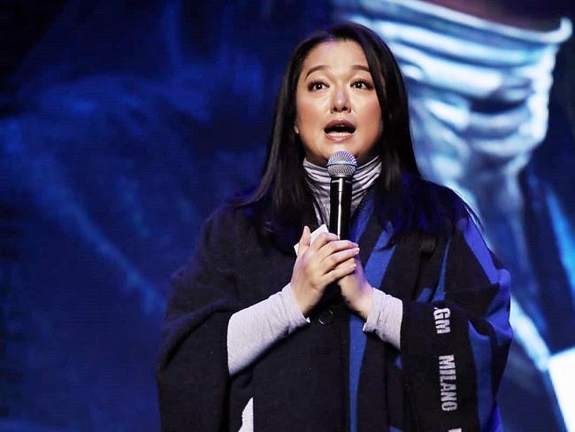 Hoa hậu Hong Kong phát tướng sau 7 năm điều trị u não