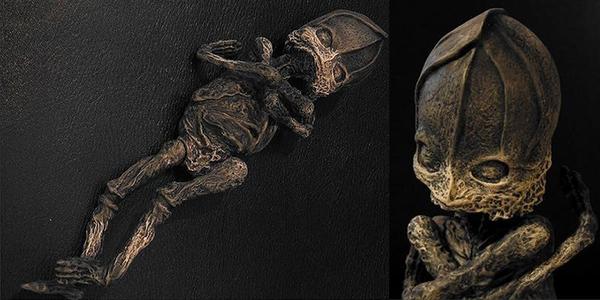 Câu chuyện bí ẩn về đứa trẻ bị nghi ngờ là sinh vật ngoài hành tinh