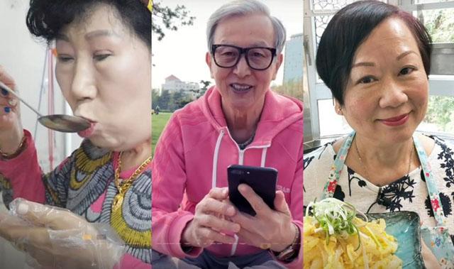 Trung Quốc bùng nổ các hiện tượng mạng lớn tuổi