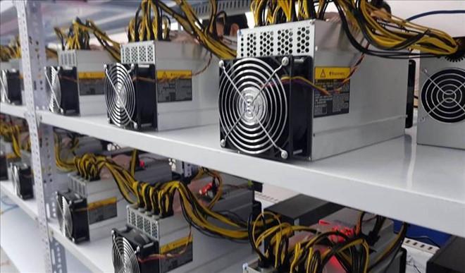 Bitcoin vượt ngưỡng 10.000 USD Trâu cày' ở VN đồng loạt thức giấc
