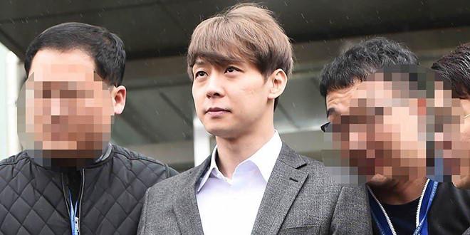 Park Yoo Chun bị kết án 2 năm tù treo vì sử dụng ma túy