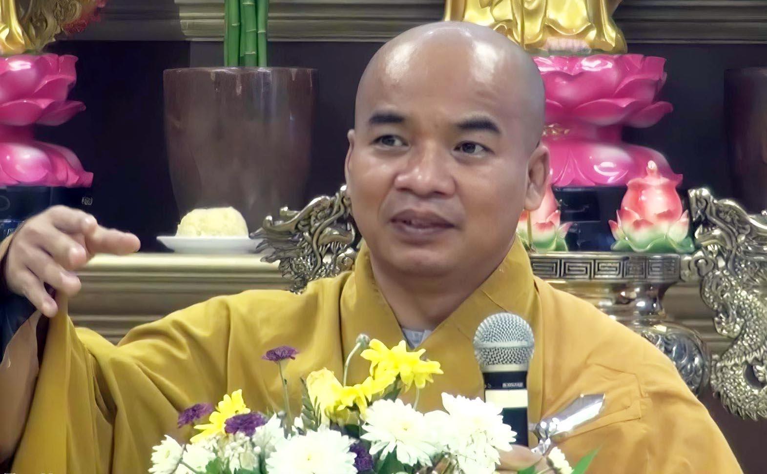 Tiến sĩ phật học bị bãi nhiệm trụ trì chùa Bảo Tạng sau vụ hiếp dâm