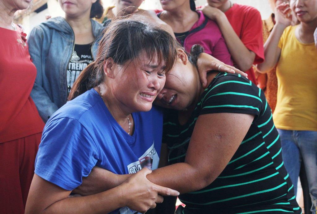 Ngày đoàn tụ gia đình của người phụ nữ 24 năm bị bán sang Trung Quốc