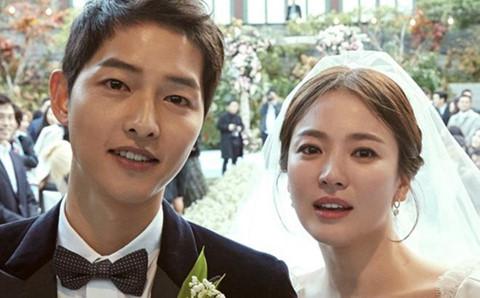 Song Hye Kyo và Song Joong Ki chính thức ly hôn