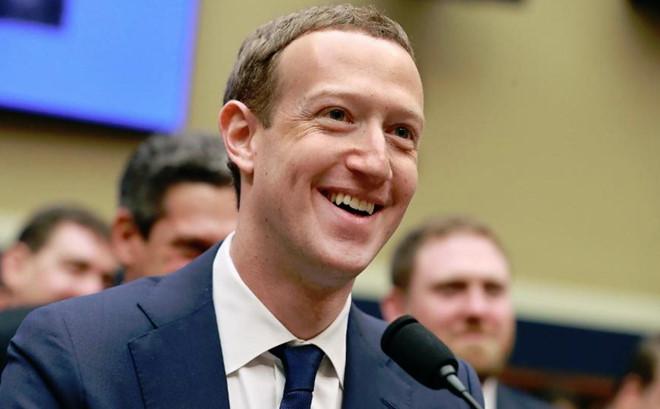 Bị phạt 5 tỷ USD, Facebook kiếm lời 2,6 tỷ USD trong 3 tháng