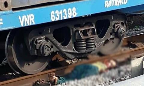 Mẹ ca sĩ Châu Việt Cường bị tàu hỏa cán tử vong khi đi nhặt ve chai