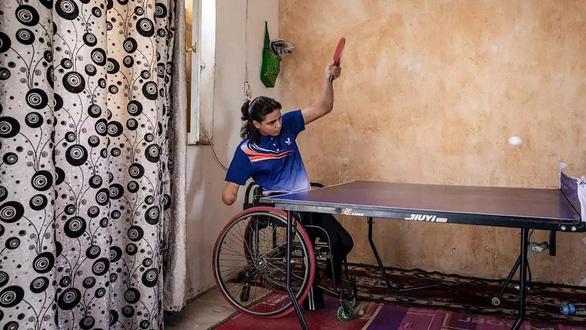 Nhà vô địch một tay của Iraq