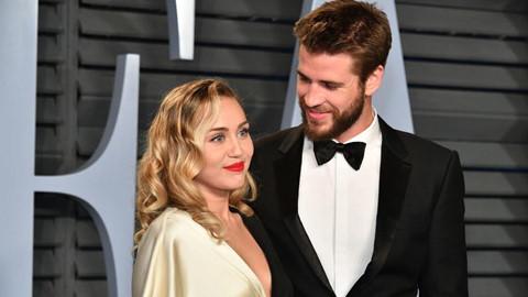 Miley Cyrus chia tay Liam Hemsworth sau gần một năm kết hôn