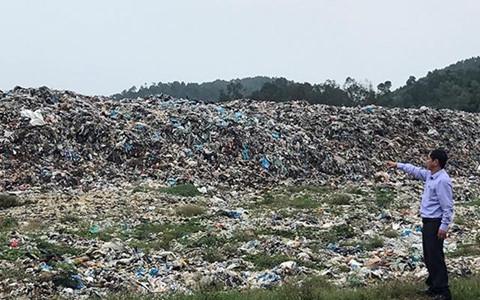 Công ty về môi trường gây ô nhiễm bị phạt gần 600 triệu