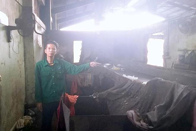 Hỏa thiêu xác thai nhi theo xe vào nhà máy xử lý rác của Tô Công Lý