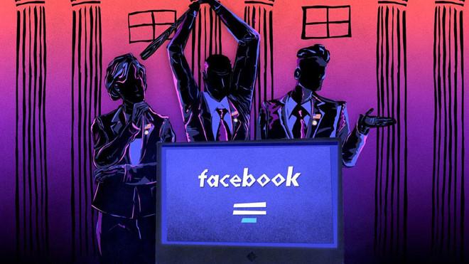Mỹ bất lực với Facebook, Google