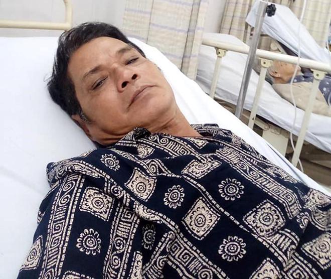 Diễn viên Mai Trần phải phẫu thuật vì tắc mạch máu lên não