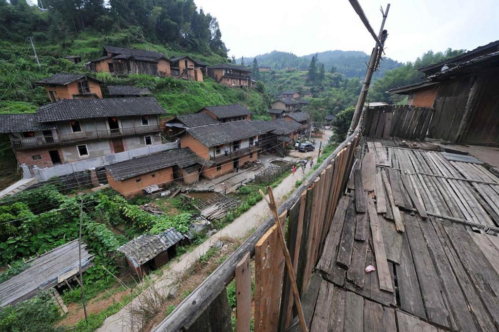 Ngôi làng bí ẩn chưa từng có muỗi suốt trăm năm