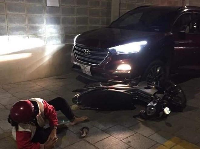 Vợ chồng bị ô tô húc ở Gold View: Anh ta cố ý giết chúng tôi
