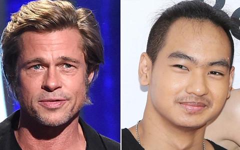 Maddox không nhắc tên Brad Pitt khi được hỏi về mâu thuẫn