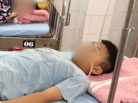 4 cháu nhỏ Hải Phòng bị sốc ma túy do uống chung chai sữa