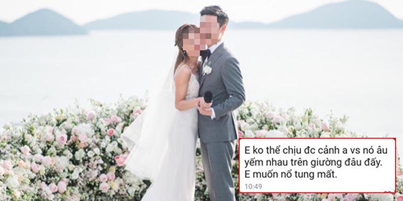 Cô gái hủy hôn chóng vánh vì biết chồng tương lai qua lại với người cũ